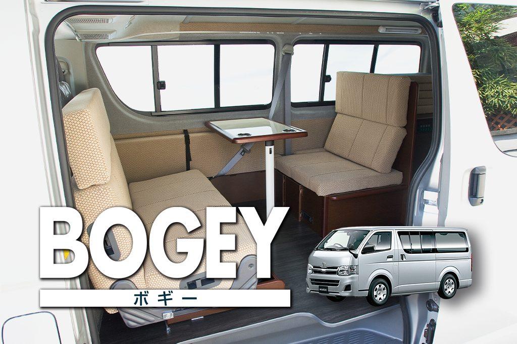 株式会社オーエムシー Bogey